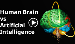 Human Brain vs Artificial Intelligence Video